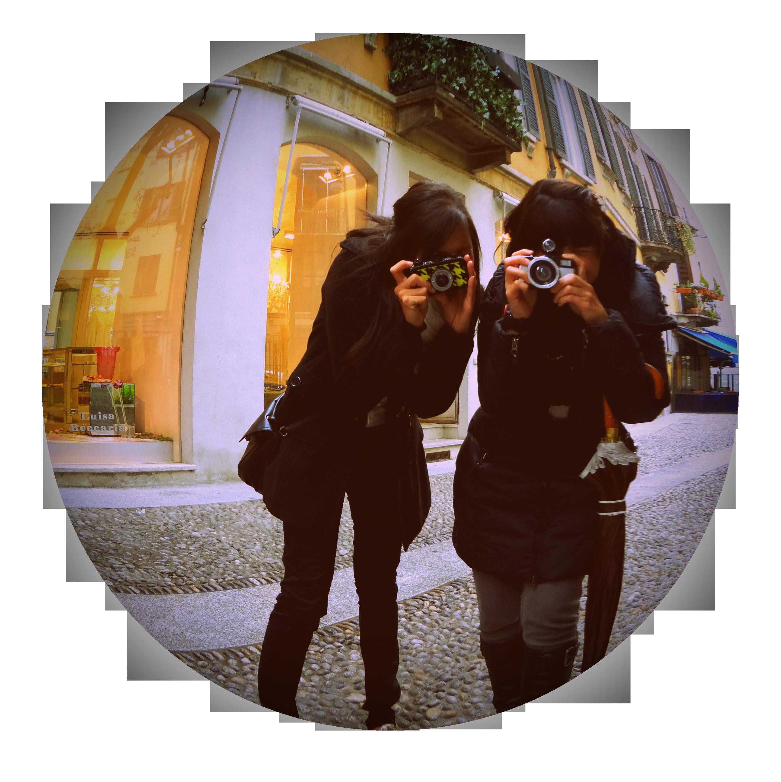 Somos Lina y Camila, queremos compartir con ustedes nuestra pasión por el diseño. Contáctanos: thefisheyeblog@gmail.com
