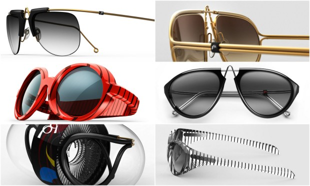 PQ EYEWEAR BY RON ARAD