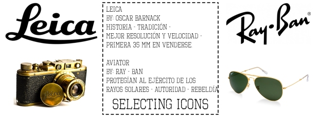 CHOOSING ICONS - Proceso 3