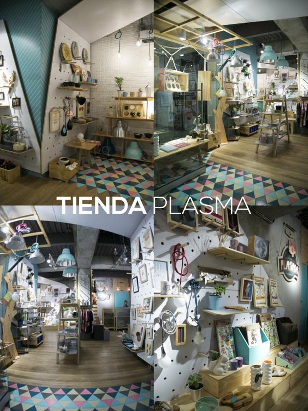 Tienda plasma