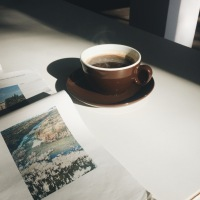 Seis cafés en Barcelona